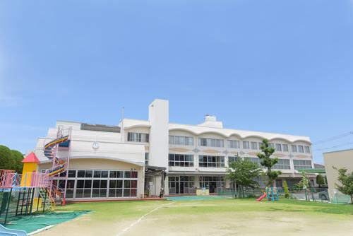 長崎星美幼稚園 園舎