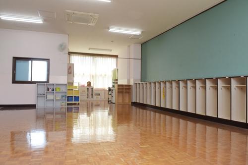 長崎星美幼稚園 保育室