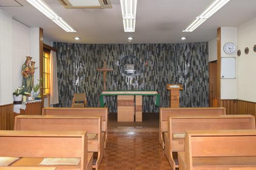 長崎星美幼稚園 聖堂