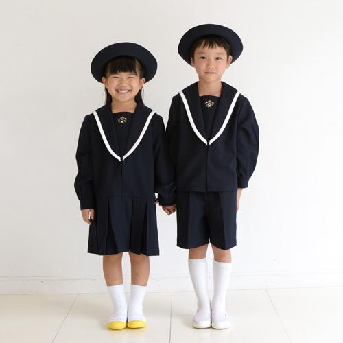 長崎星美幼稚園 冬服